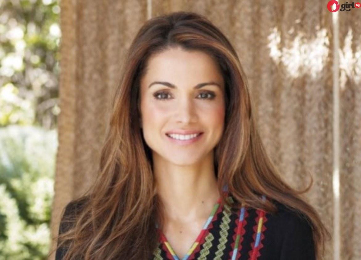 Вижте как живее кралицата на Йордания – определено нашите политици има какво да научат от нея!
