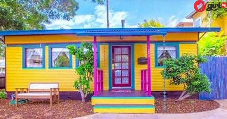 Страхотна идея: Баба и дядо си направиха уникален дом от… стар трамвай (видео)