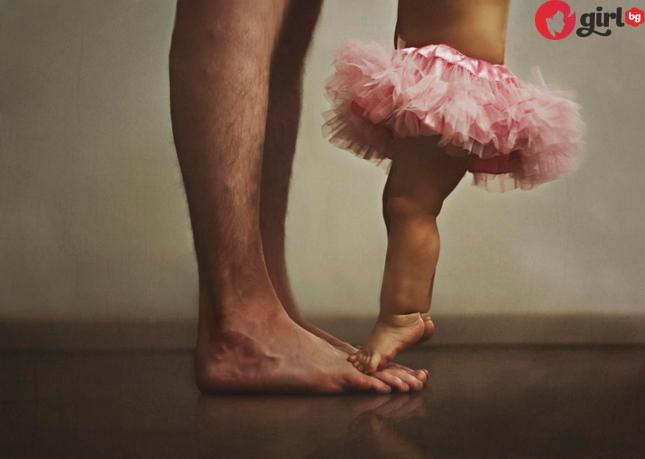 20 докосващи сърцето снимки, които ще ви докажат дълбоката връзка баща-дъщеря