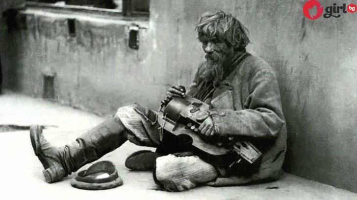 Богата дама се приближи до бездомник и го попита: Гладен ли си? Той се опита да я прогони, но това, което последва…