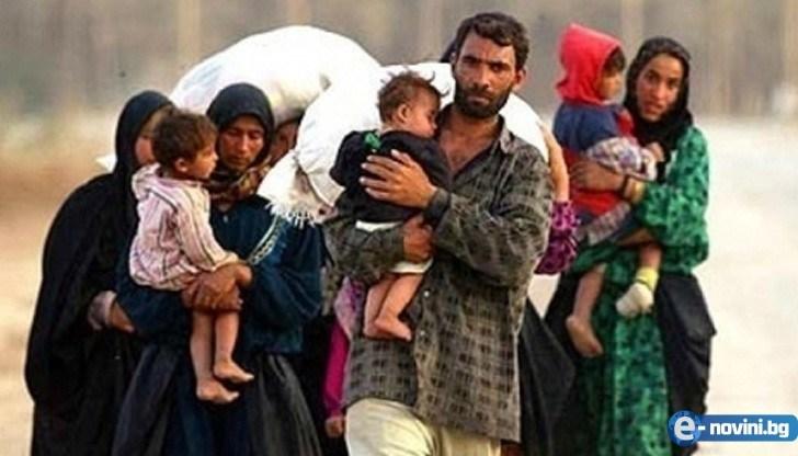 Излезе официално как България се грижи за бежанците! Дали се грижи така и за българите?