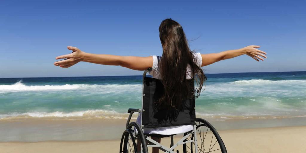 Кой би обичал саката жена в инвалидна количка?!