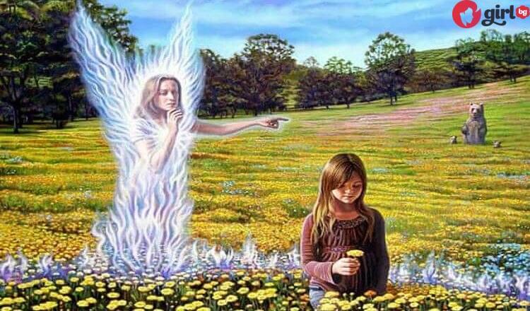 Какво усещате когато Вашият ангел-хранител иска да Ви каже нещо – трябва да го знаете!