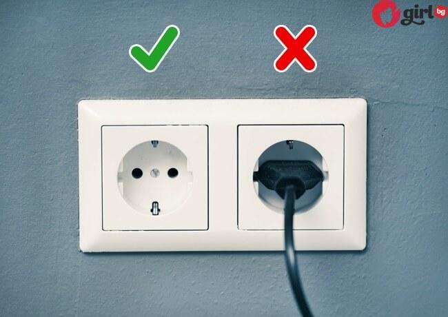 Ето как да намалите сметката си за ток! 5 уреда, които харчат непрекъснато, дори и да не ги ползвате!