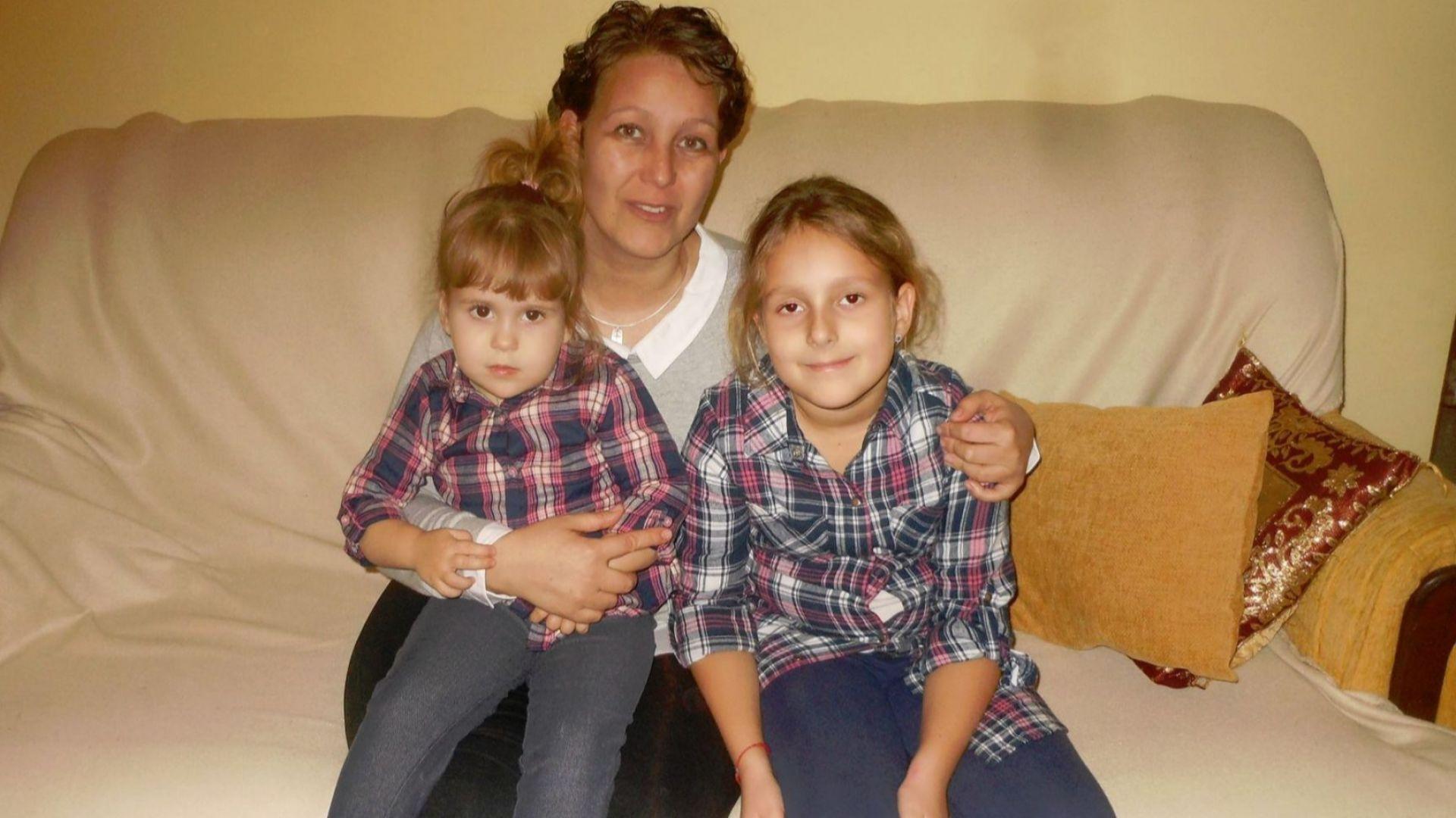 Зов за помощ: Майка на две деца се бори за живота си