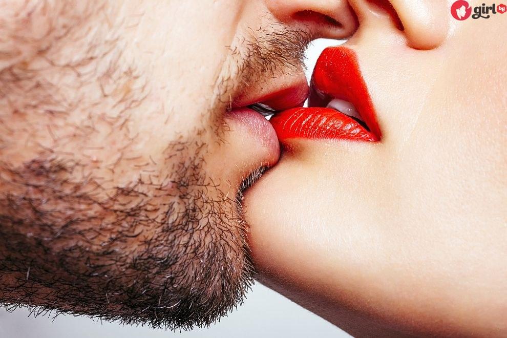 Всяка зодия има собствен темперамент, вижте кой как се целува според зодиакалния си знак