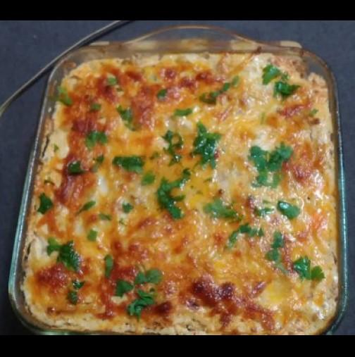 Цял живот си правя мусака с картофи, но откакто разбрах за тази рецепта, не съм вкусила повече от традиционната