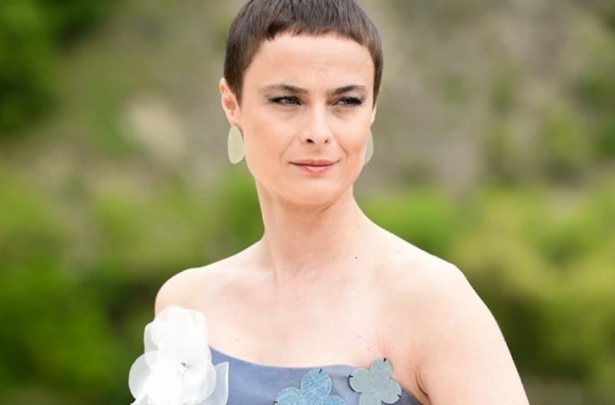 Актрисата Йоана Буковска Не е срамно да си болен, ударен или тъжен