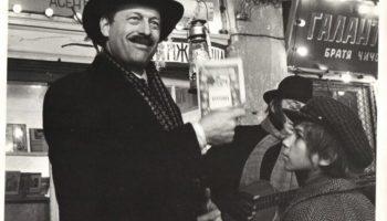Коста Цонев бе и Дон Кихот, и Казанова - има 2 брака с Анахид и безброй авантюри