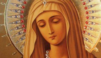 """""""56-тата молитва към Богородица притежава голяма сила, променя съдбата и живота"""""""