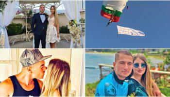 Офицер от 24-та Авиационна база-Крумово изненада любимата си с нестандартно предложение за брак / СНИМКИ ВИДЕО