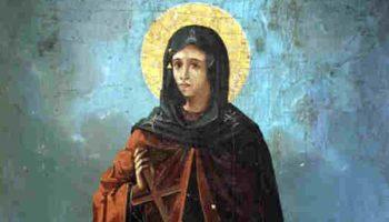 Молитви към Света Петка – покровителката на жените, за взаимна любов, успешен брак и раждане на деца, при скърби и др. страдания